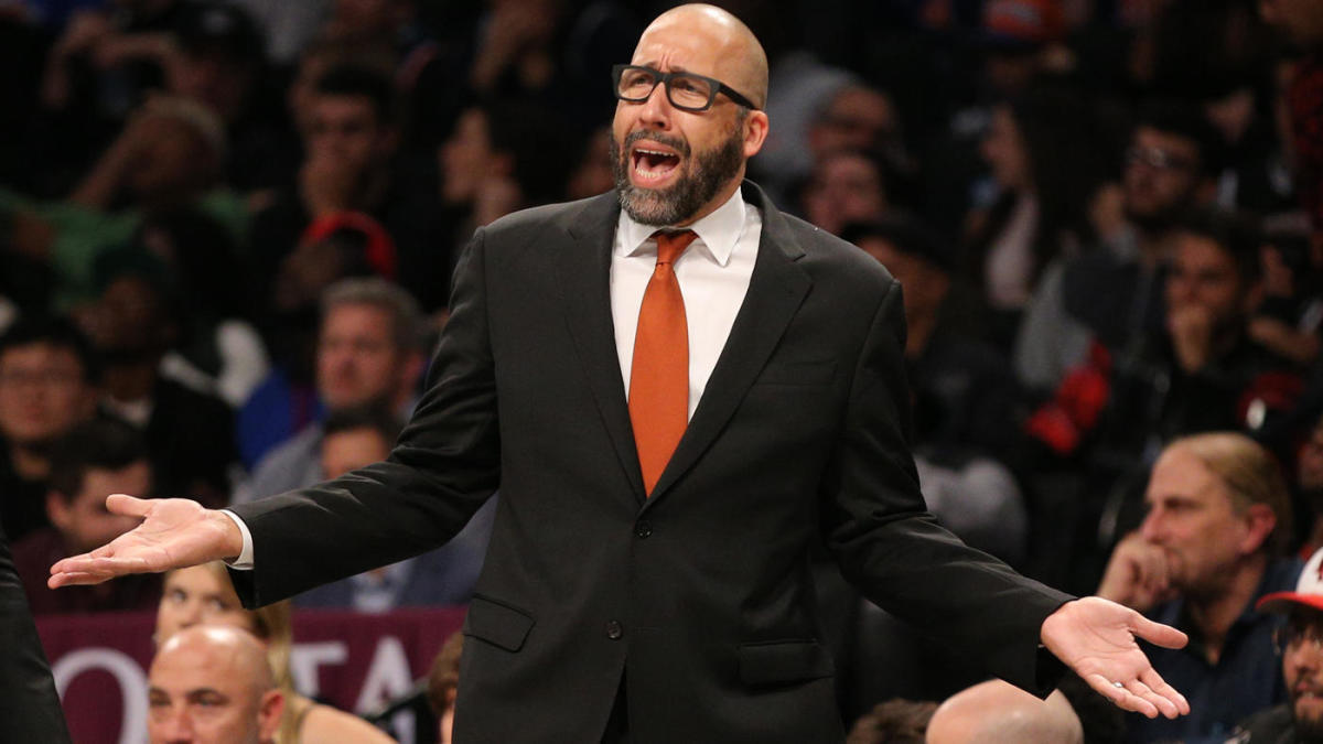 Knicks execs show true colors of clown-show organization, fail to face media after David Fizdale firing