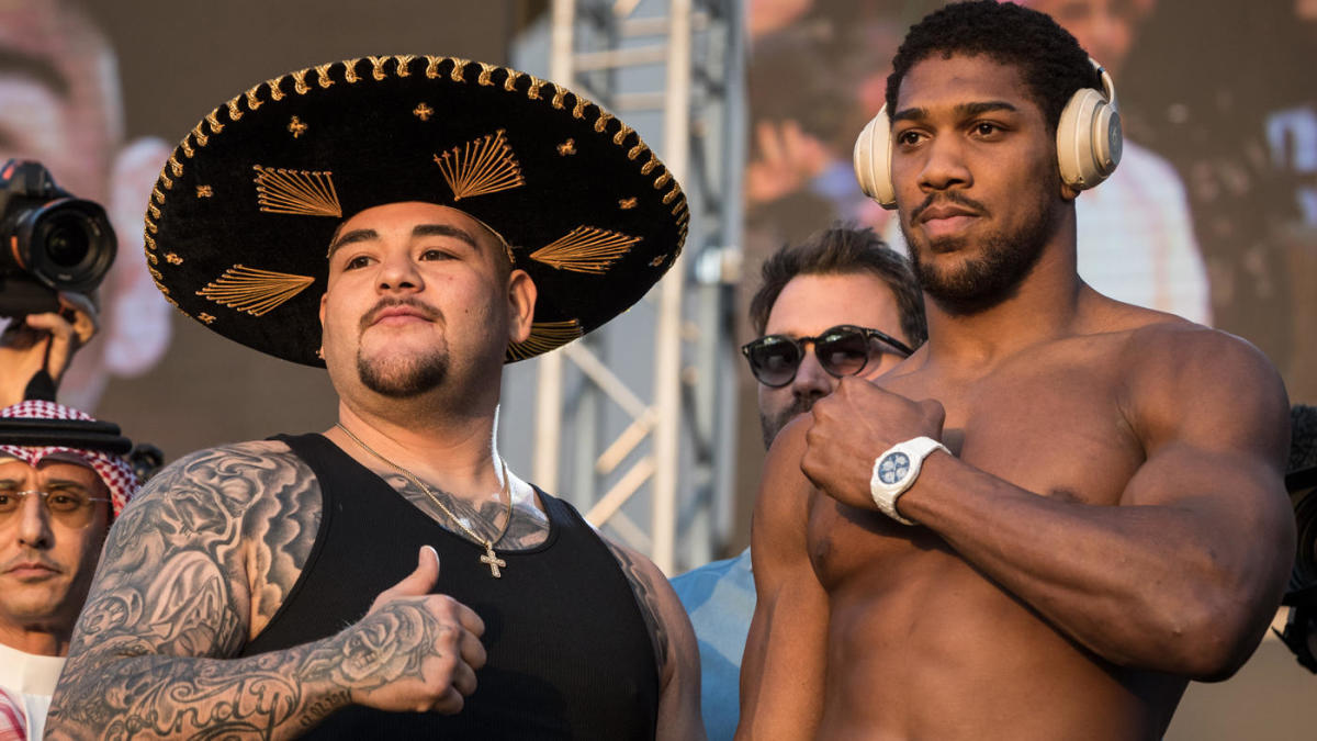 Andy Ruiz Jr. vs. Anthony Joshua 2: Fight predictions, undercard, boxing odds, picks, preview - CBS Sports