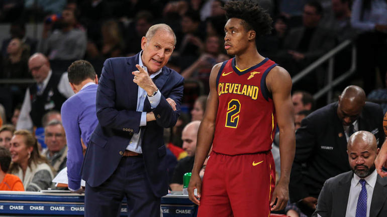 Cavaliers reportedly frustrated with John Beilein; 'Guys drowned out his voice' according to one player