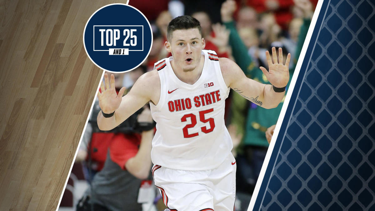 College Basketball Rankings Ohio State Destroys Another