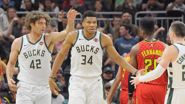 Nba Quarterly Grades Lakers Clippers Bucks Among Top Of