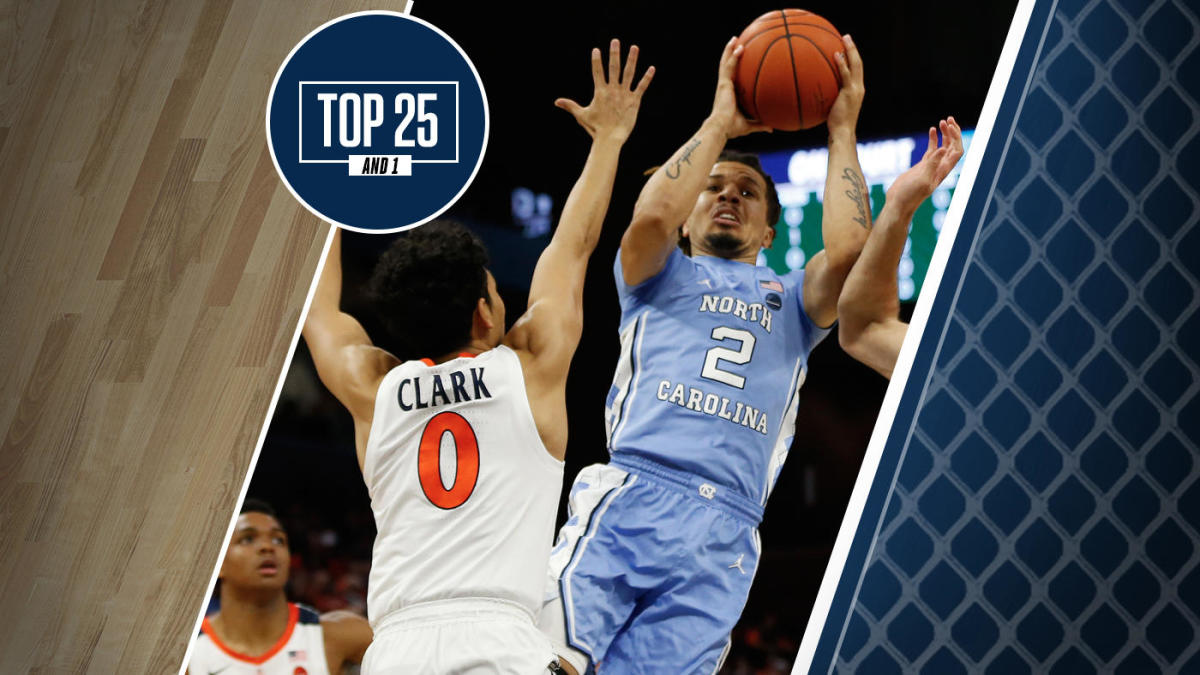 College Basketball Rankings North Carolina Struggles