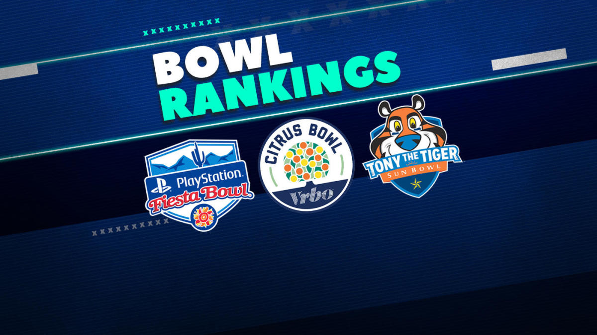 Bowl Games Jan 1 2020.Ranking All 2019 College Football Bowl Games 39 1 Fiesta