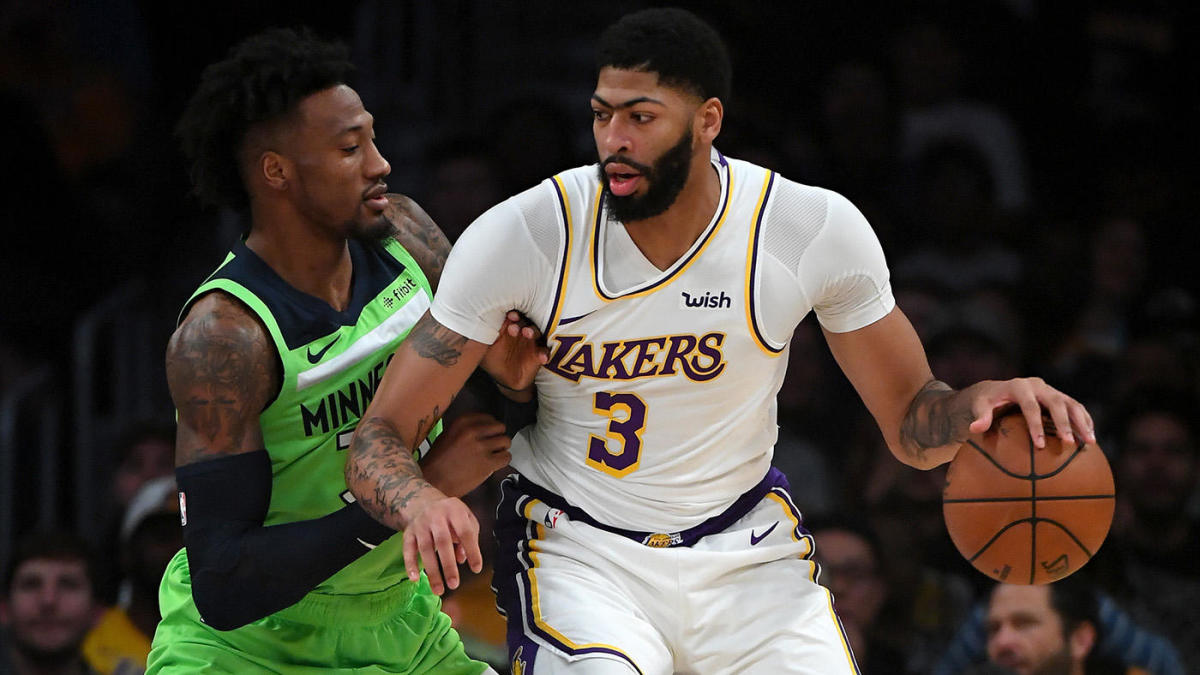 The Lakers used one simple trick to help Anthony Davis score 50 points against the Timberwolves