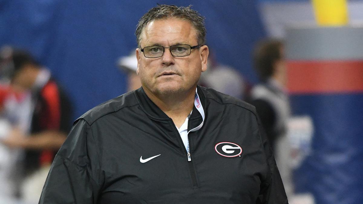 Arkansas hires Georgia offensive line coach Sam Pittman to take over Hogs