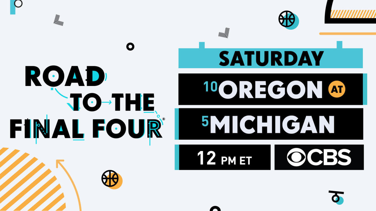 Michigan vs. Oregon: Live stream, watch online, TV channel, tipoff time, odds, line, pick