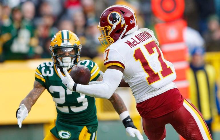 NFL: Washington Redskins at Green Bay Packers