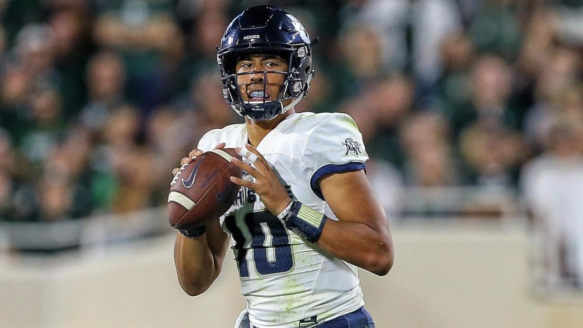 Frisco Bowl: Time, TV channel, 2020 NFL Draft prospects to watch in Utah State vs. Kent State