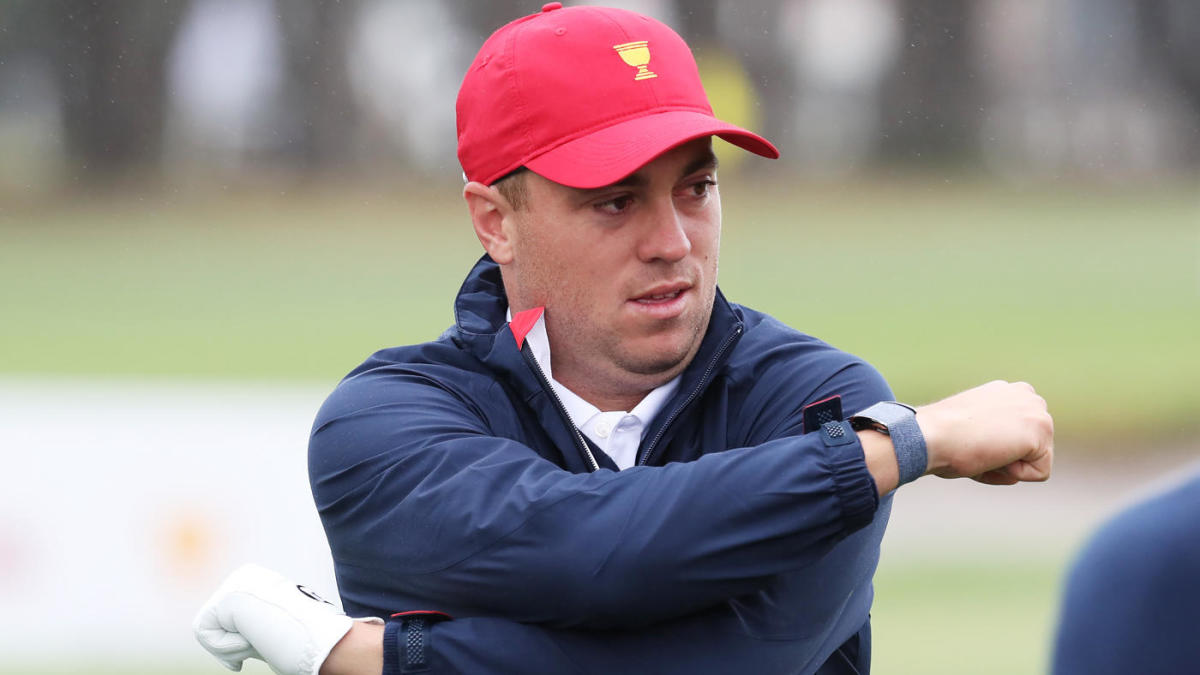 2019 Presidents Cup pairings, tee times: Justin Thomas-Tiger Woods headline U.S. side on Day 1