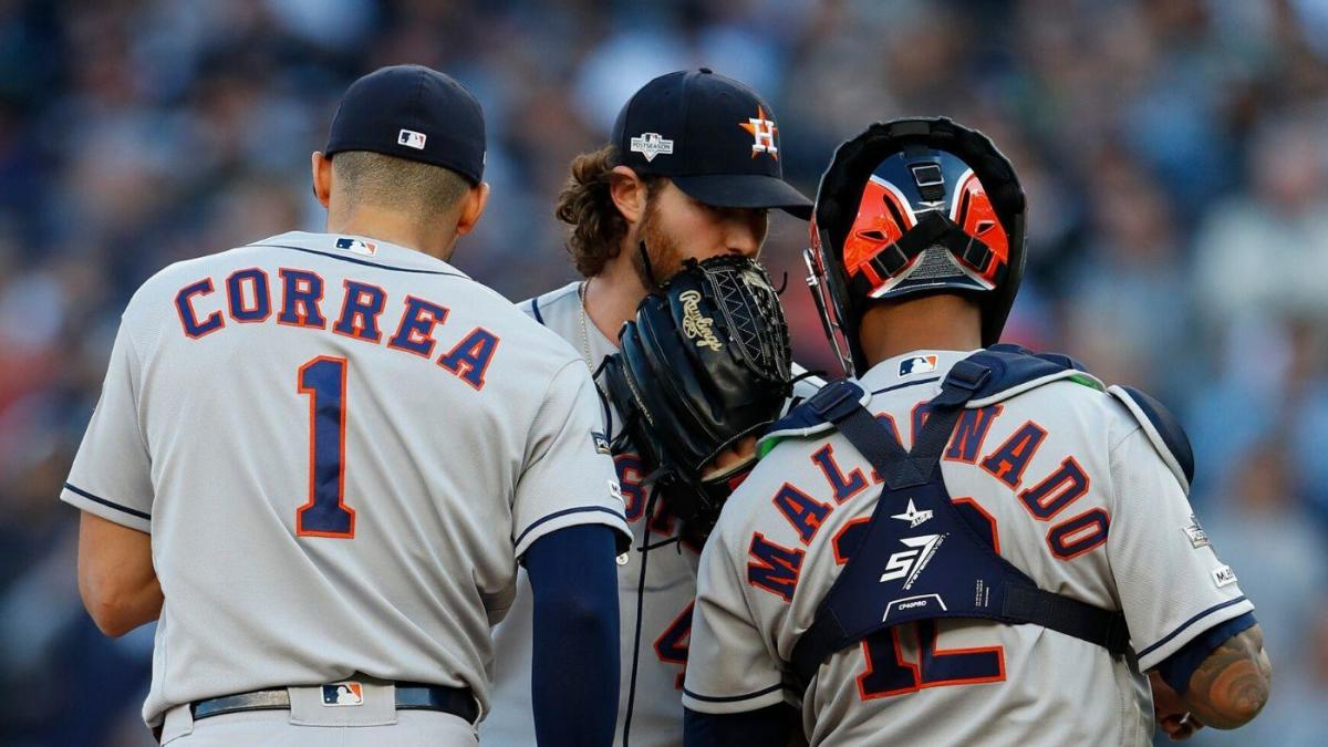 Astros could make a push for Gerrit Cole, but they might have to trade Carlos Correa to make it happen