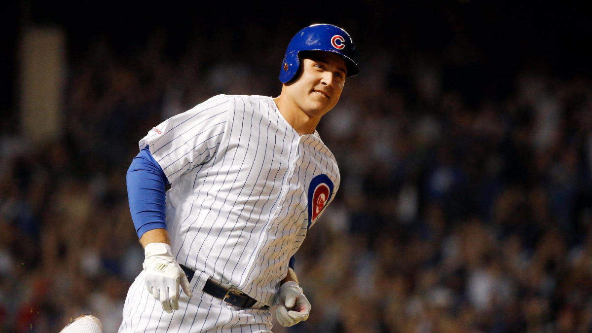 MLB Winter Meetings rumors: Cubs, Anthony Rizzo not talking extension; Lindblom signs with Brewers