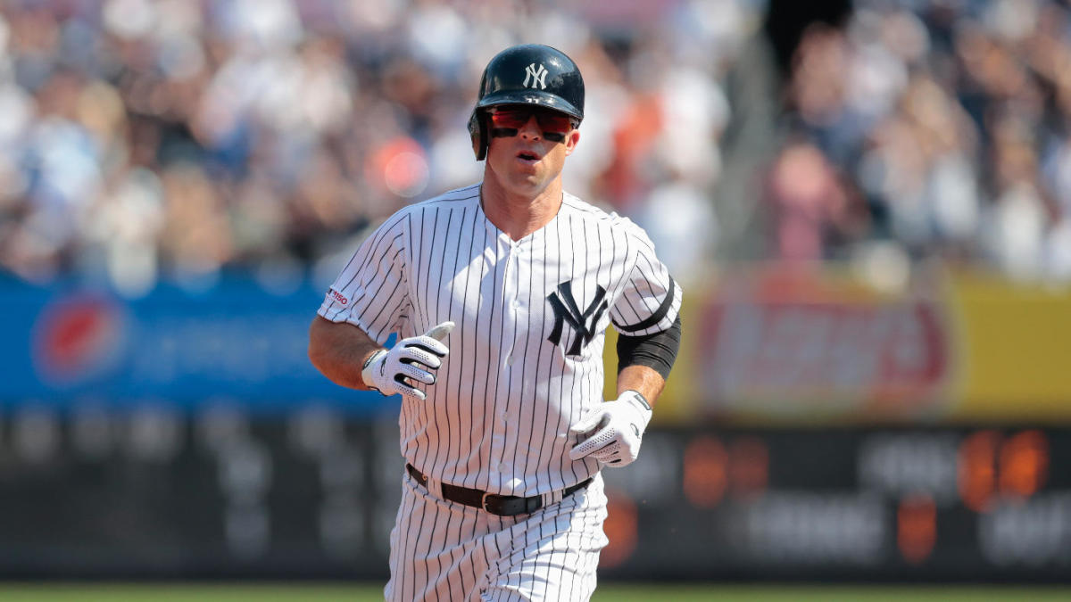 Yankees sign Brett Gardner to one-year, $12.5 million contract, per reports