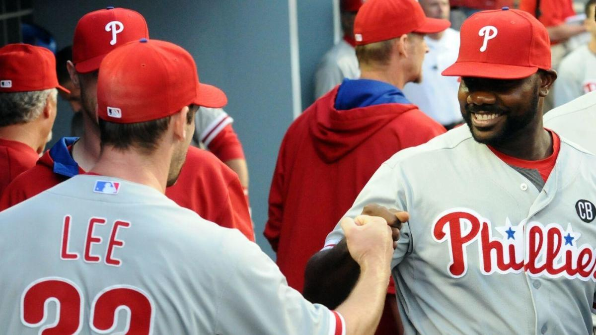 What's it like to be on a hot stove 'mystery team'? Ryan Howard recalls Phillies' surprise Cliff Lee signing