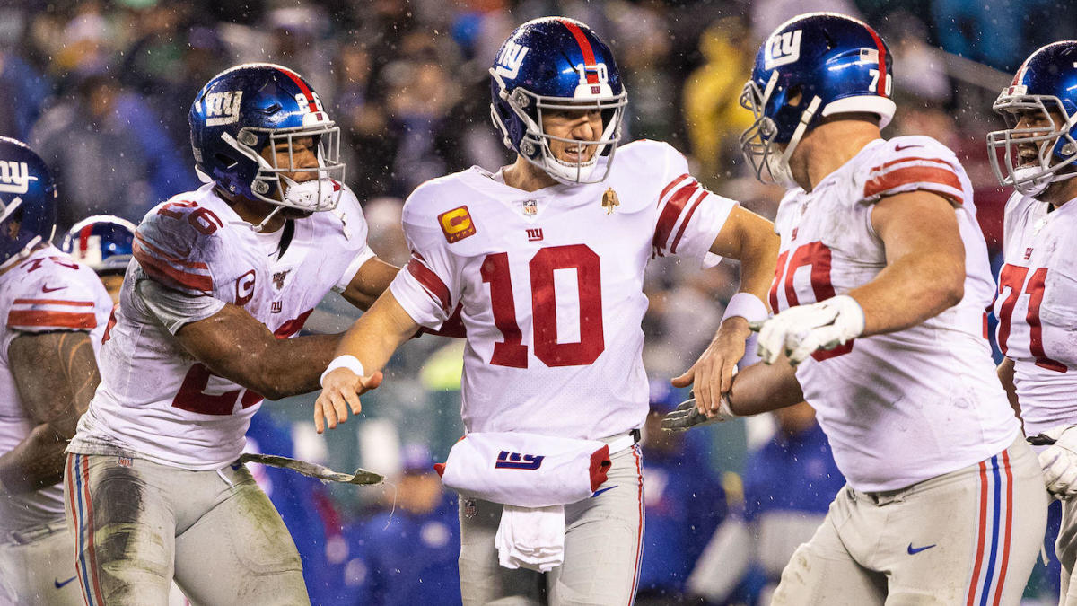 Eli Manning reportedly is likely to start for Giants against Dolphins in Week 15