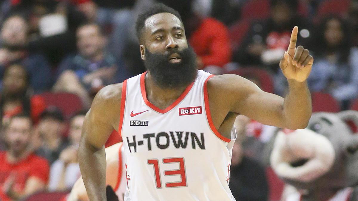 James Harden makes NBA history after second consecutive game with at least 50 points and 10 3-pointers