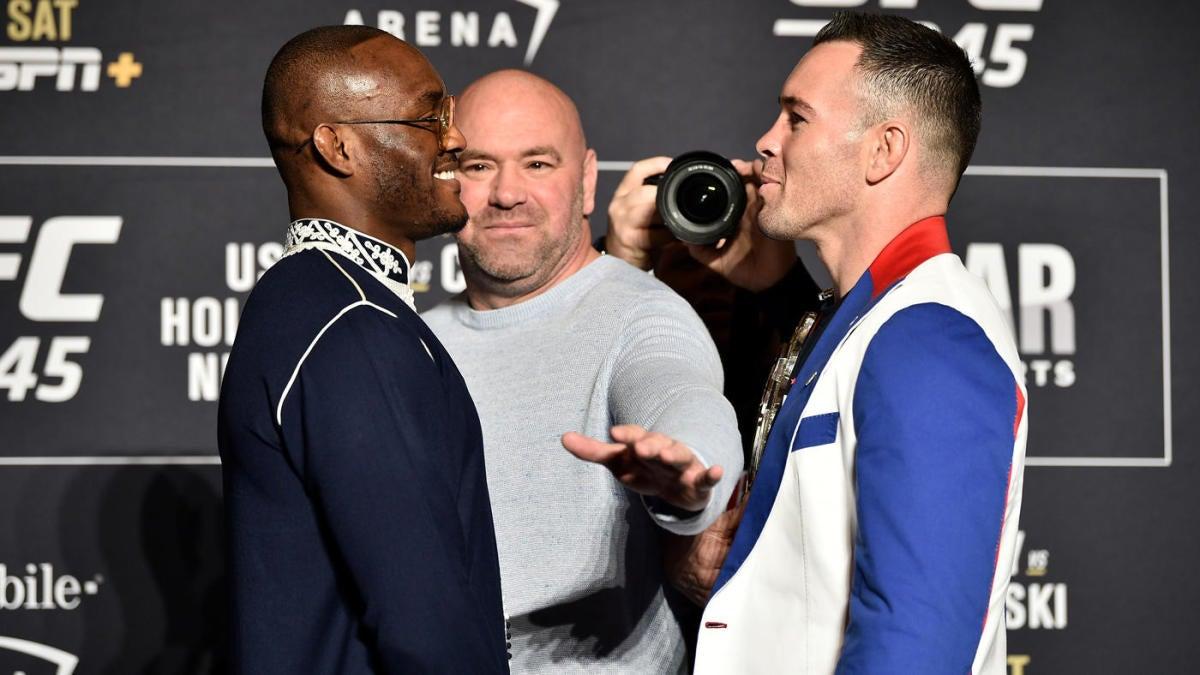 UFC 268 -- Kamaru Usman vs. Colby Covington 2: Fight card, date, odds, rumors, location, complete guide