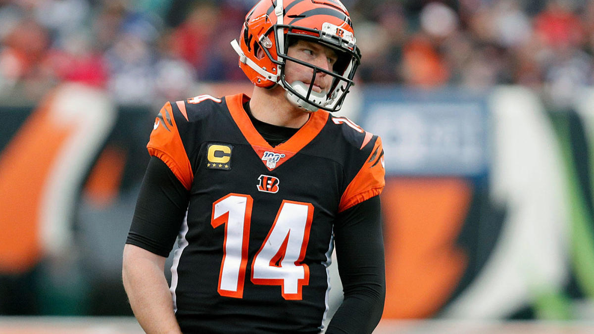 Andy Dalton trade rumors: Ranking the best landing spots for the ...