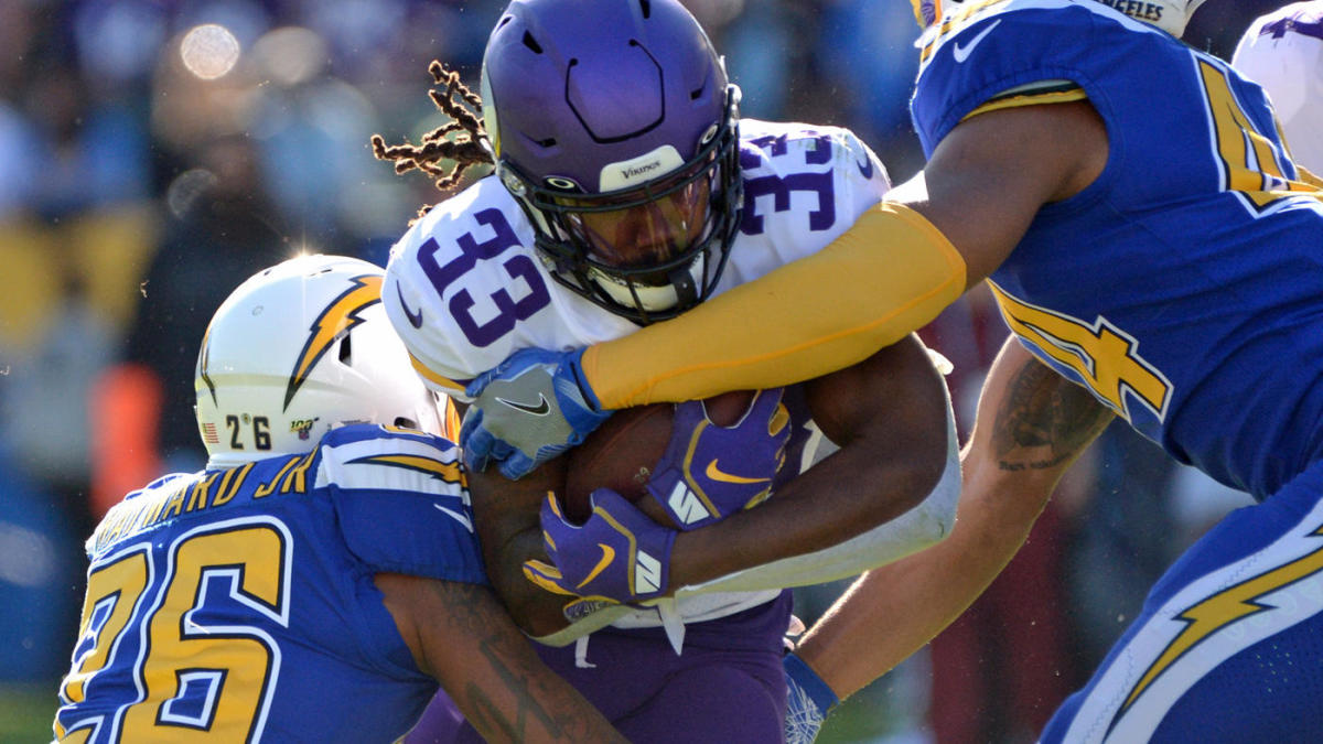 Vikings at Chargers final score: Minnesota defense forces seven turnovers in blowout road victory - CBSSports.com