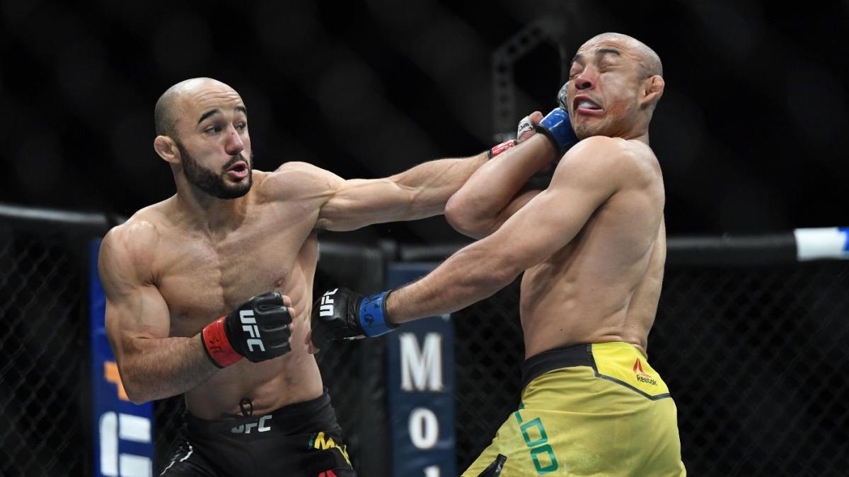 UFC 245 results, highlights: Marlon Moraes edges past Jose Aldo by split  decision - CBSSports.com