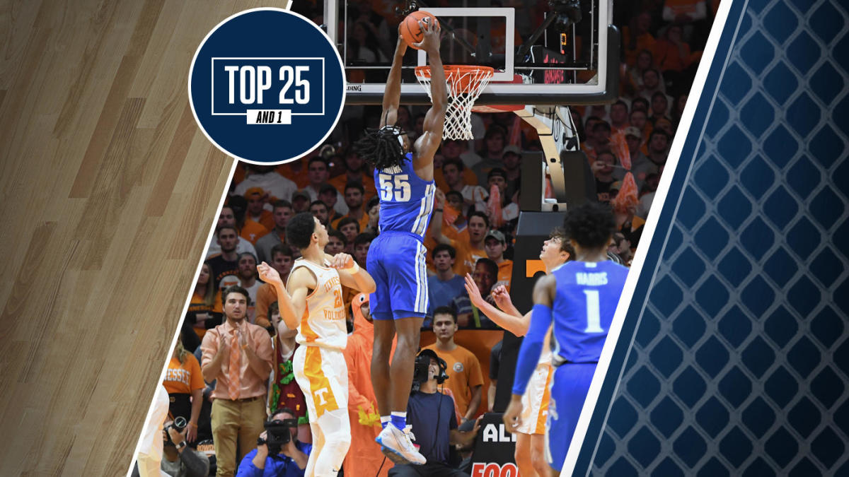 College Basketball Rankings: Memphis jumps to No. 11 in Top 25 And 1 after impressive win at Tennessee