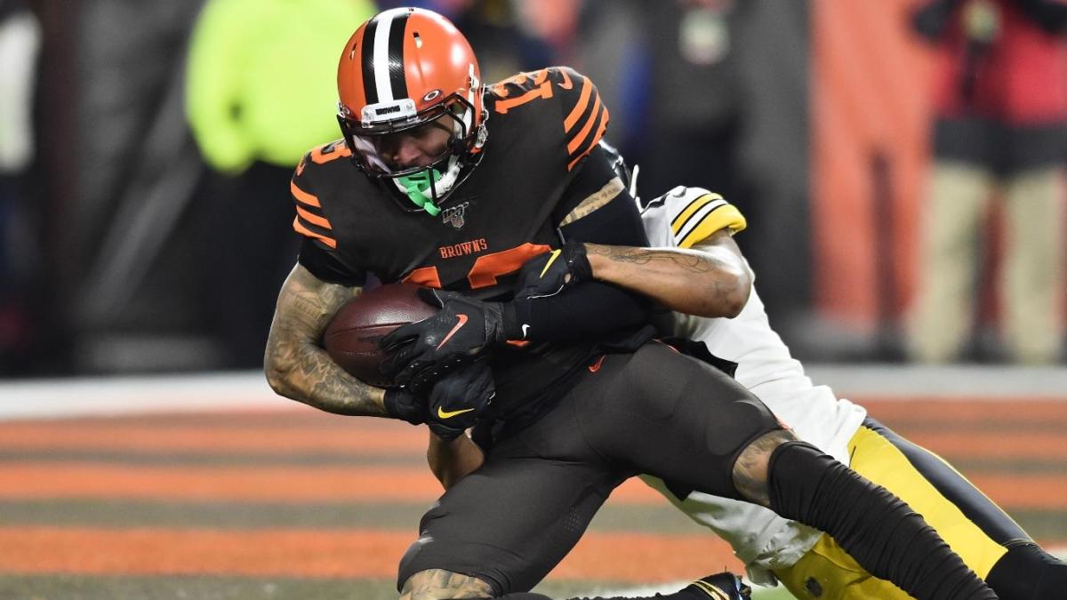 Browns receiver Odell Beckham Jr. undergoes successful core muscle surgery, per team