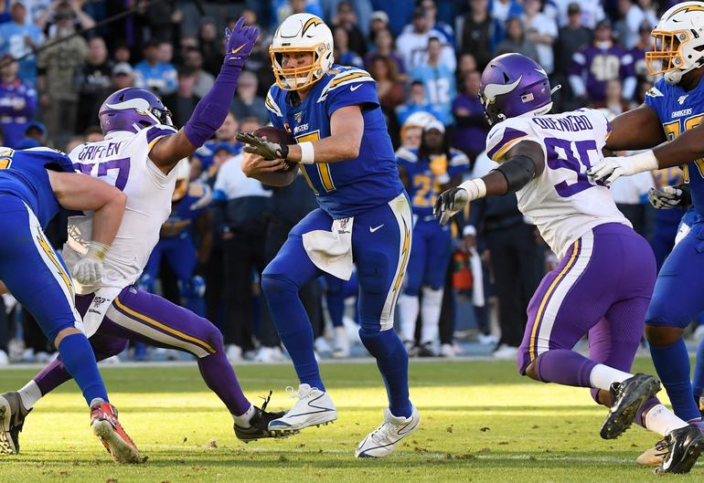 NFL: Minnesota Vikings at Los Angeles Chargers
