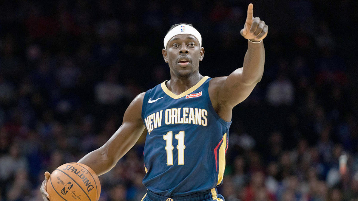 Bucks to acquire Pelicans' Jrue Holiday for Eric Bledsoe George Hill and three first-round picks per report – CBS Sports