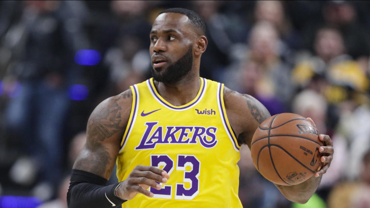 Nba Dfs Lebron James And Top Fanduel Draftkings Daily