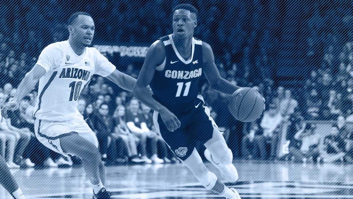 College Basketball Power Rankings Surging Gonzaga Grabs No