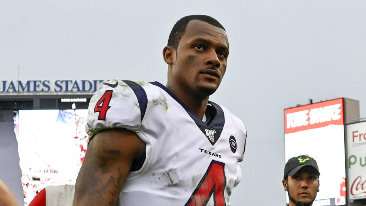 NFL insider notebook: Expect a Deshaun Watson extension before kickoff why mass strike is unlikely and more – CBS Sports