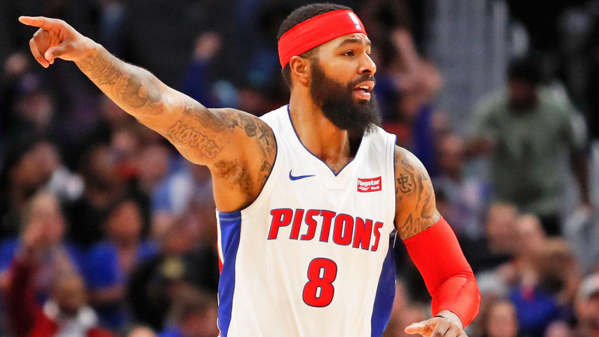 Markieff Morris to join Lakers after buyout from Pistons; Los Angeles waiving DeMarcus Cousins, per reports