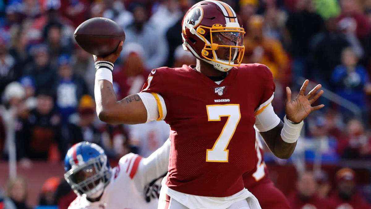 2020 NFL Draft: Washington Redskins team needs, draft picks ...