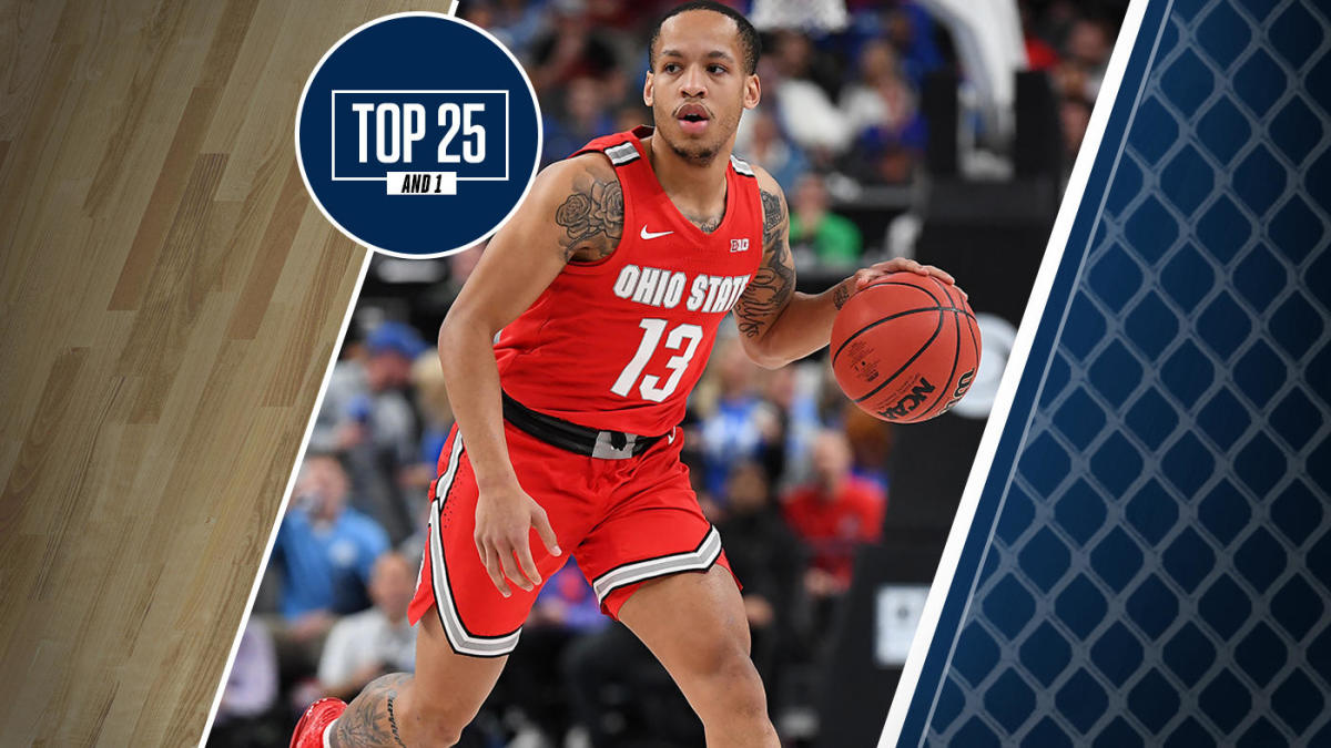 College Basketball Rankings Ohio State Reclaims Top Spot In