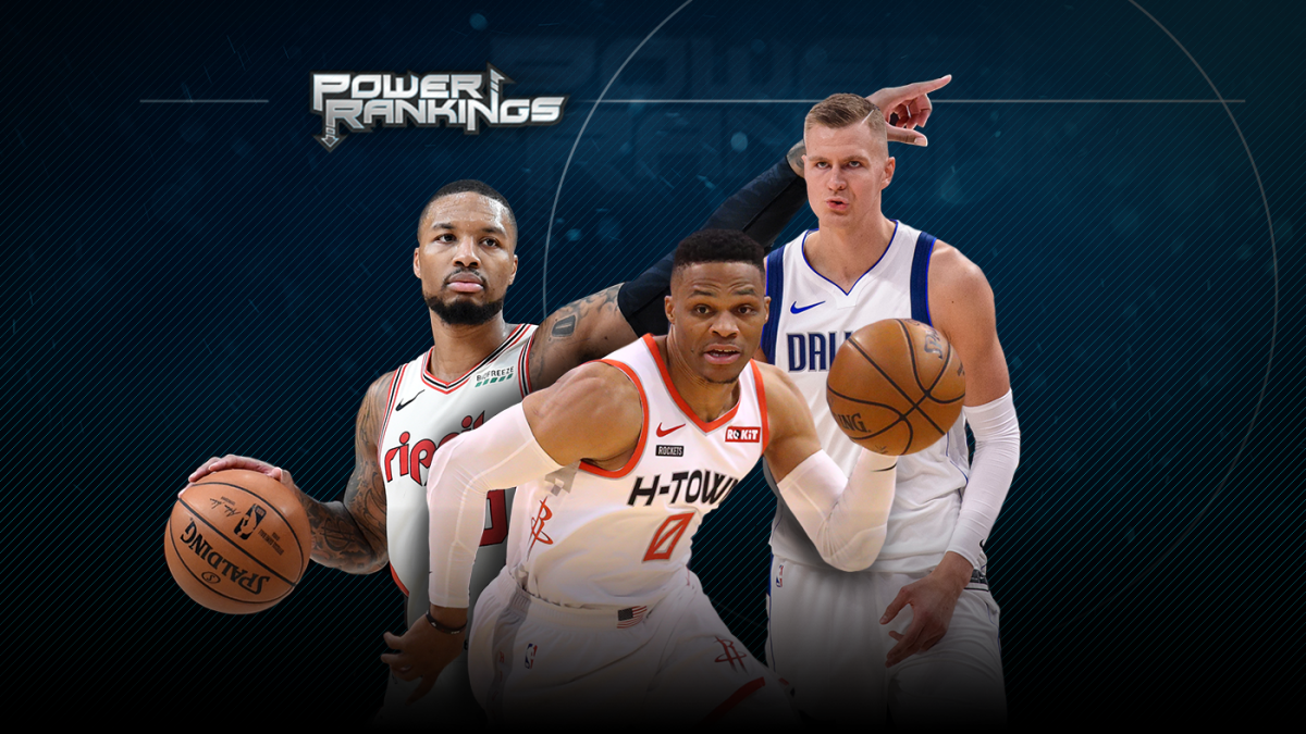 Nba Power Rankings Bucks Remain On Top Skidding Lakers