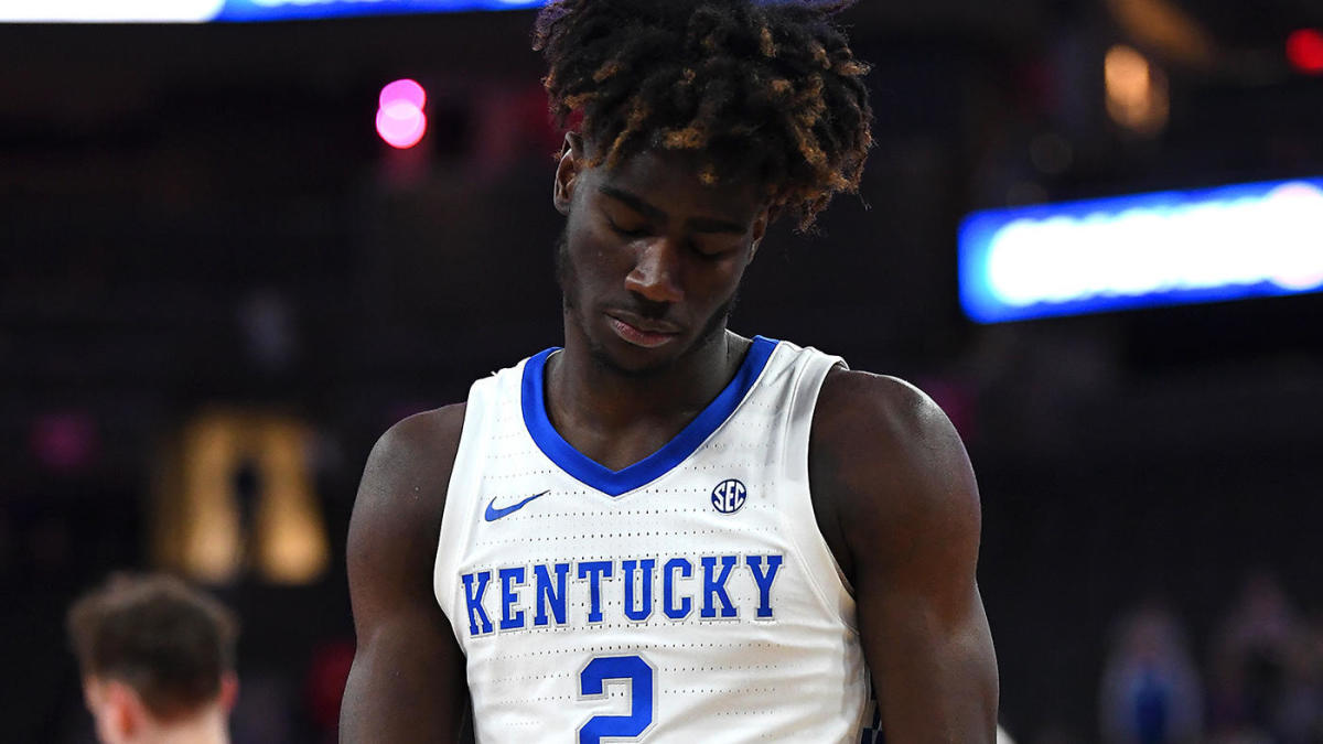 Kentucky's Kahlil Whitney is leaving the Wildcats and transferring after falling out of rotation