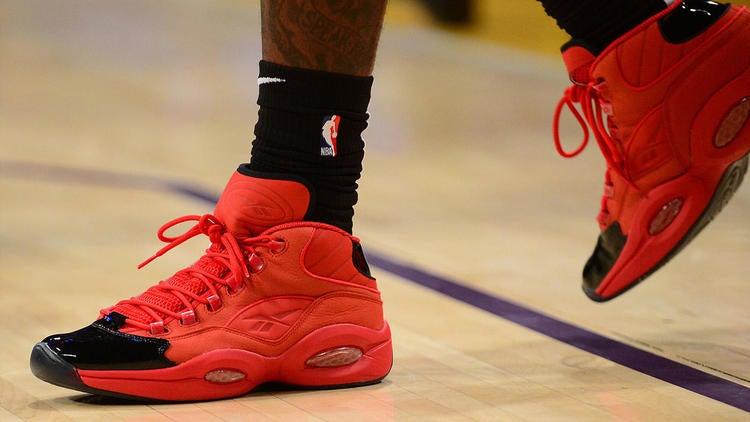Tucker in line for top spot Nike NBA