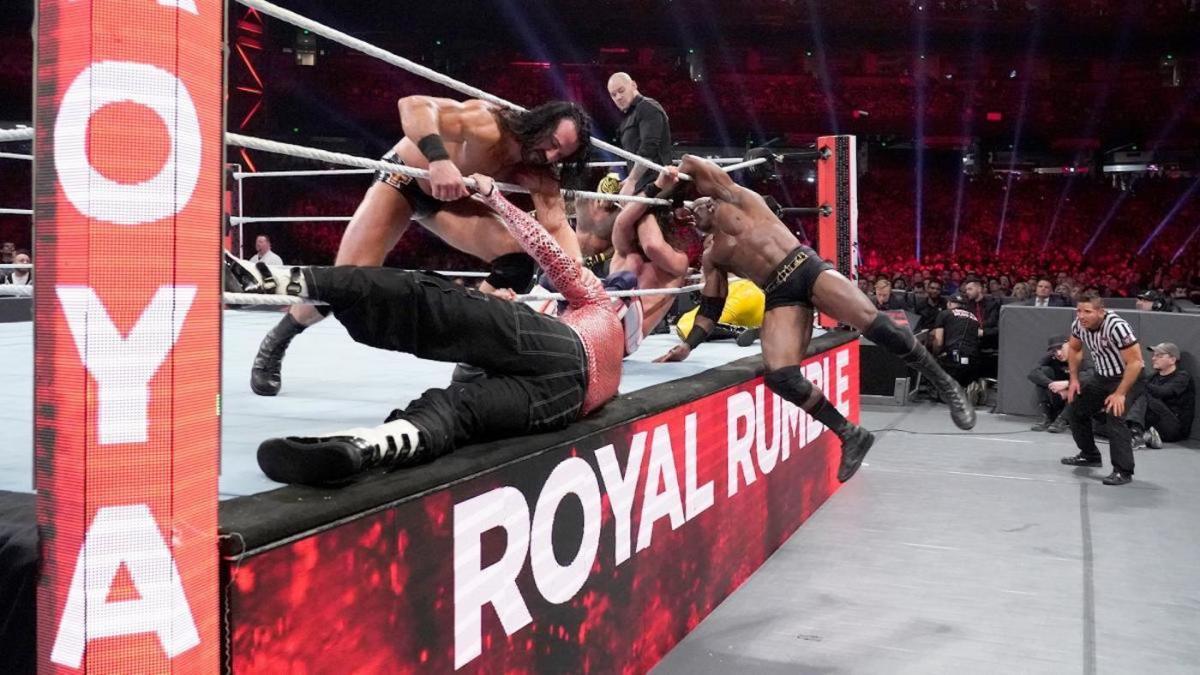 foto de 2020 WWE Royal Rumble matches, card, start time, rumors ...
