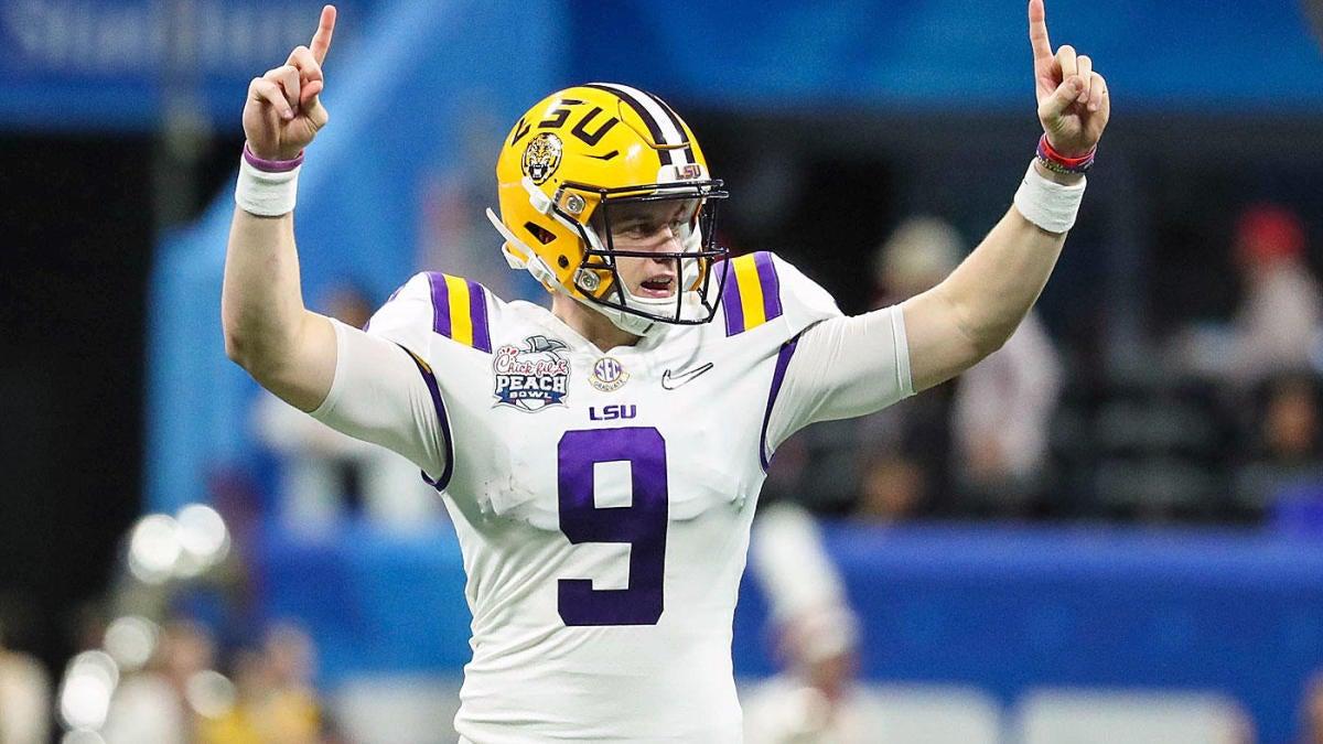 2020 NFL Draft: Dolphins reportedly covet presumptive No. 1 pick Joe Burrow; Miami owns No. 5 overall pick