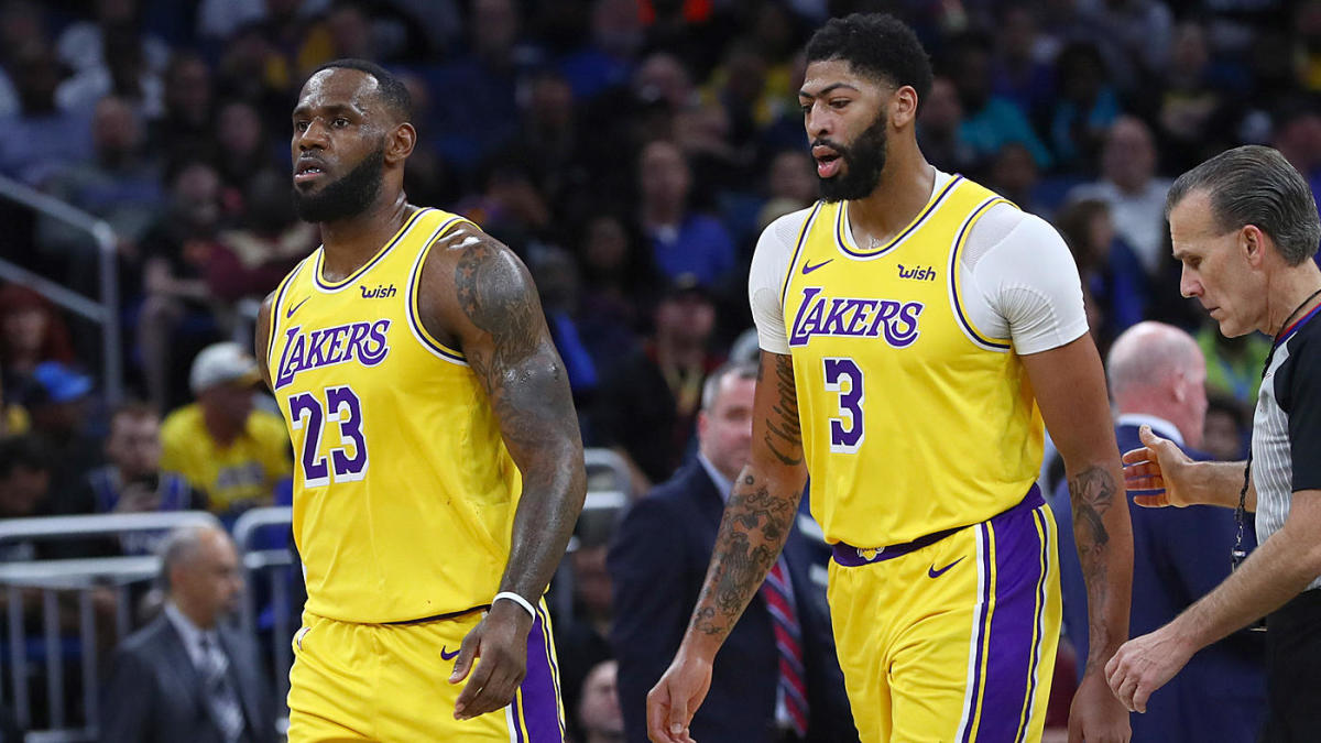 New Year S Resolutions For Every Nba Team Lakers Must Find