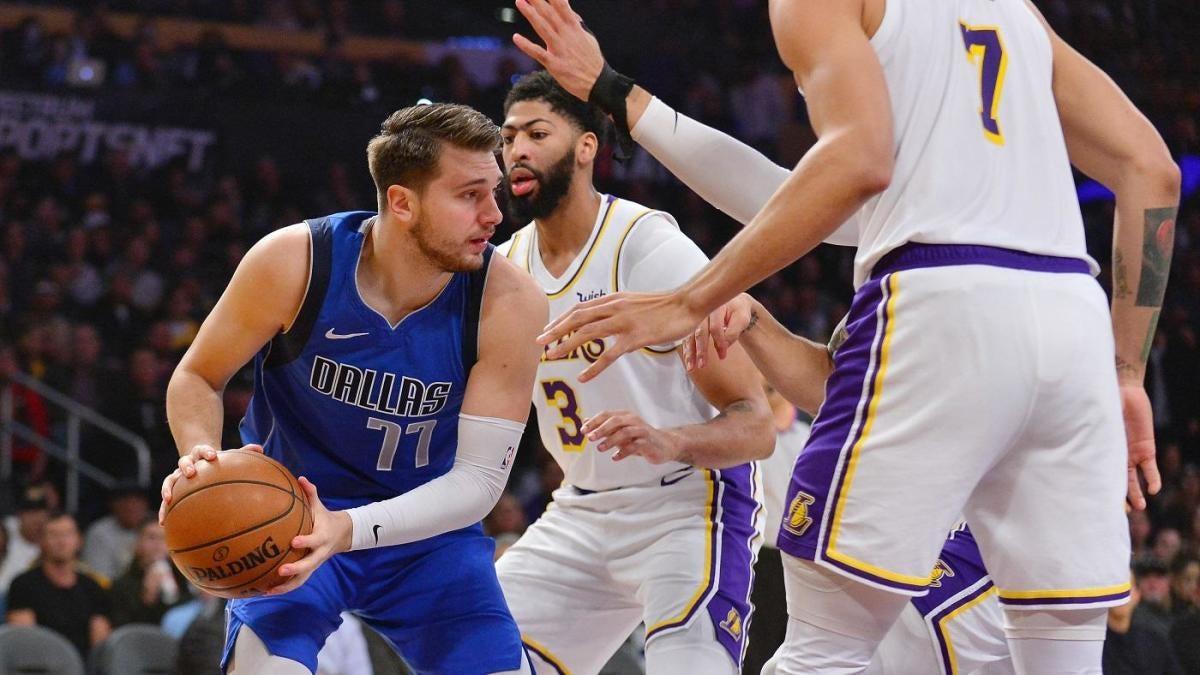 Luka Doncic Injury Update Mavericks Star Leaves Game Vs