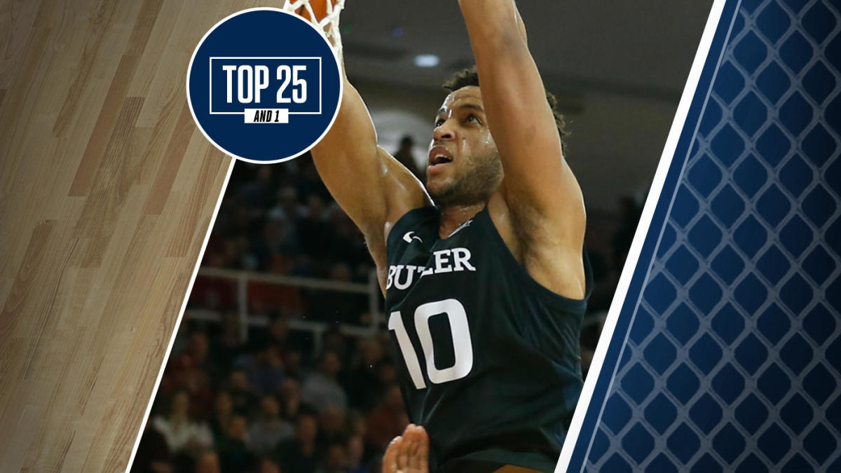 College Basketball Rankings Butler Holds Steady In Top 25