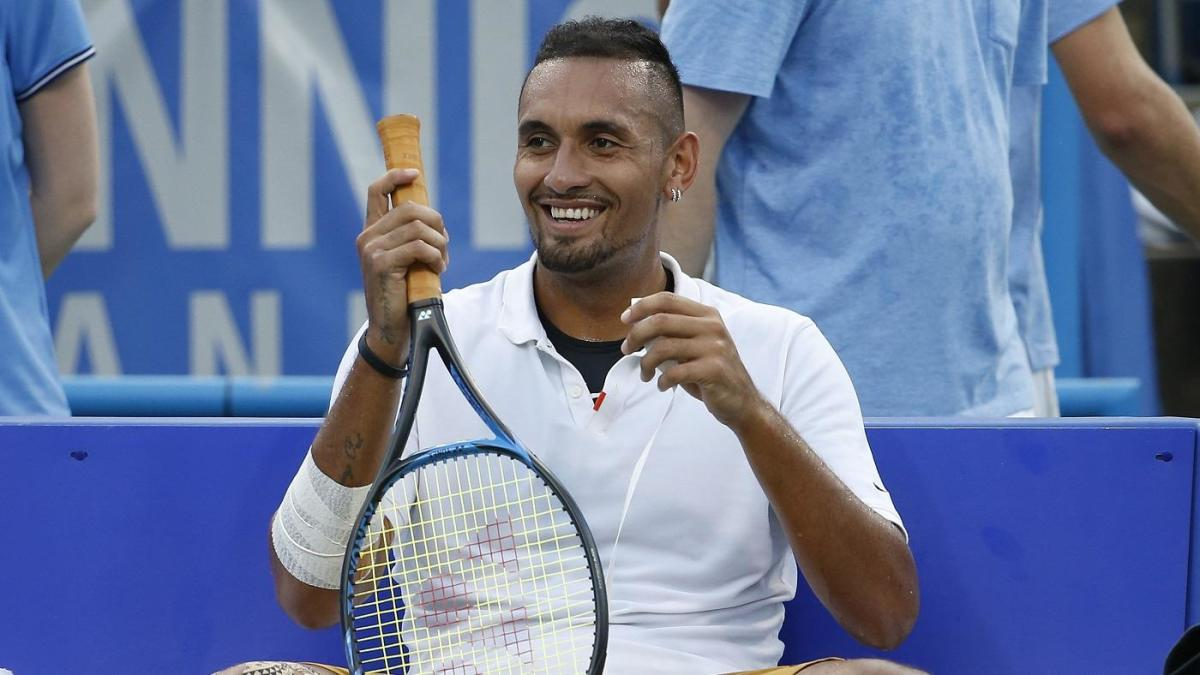 Image result for nick kyrgios 2020