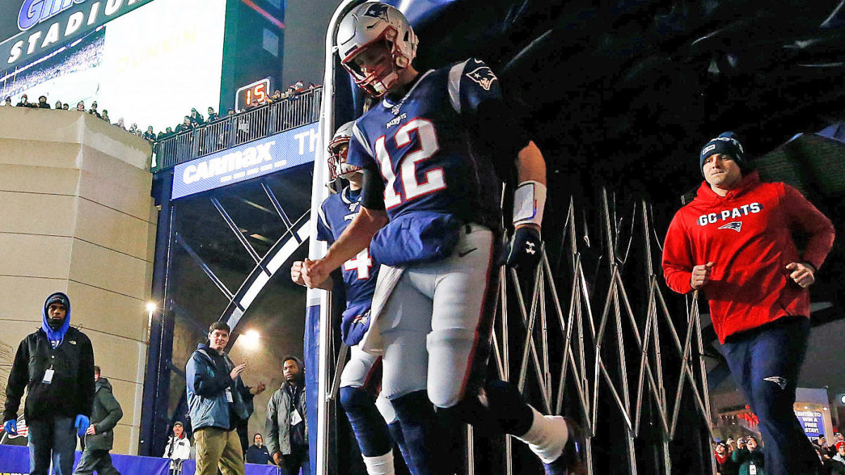 Tom Brady prepared to meet with teams other than the Patriots in 2020 free agency