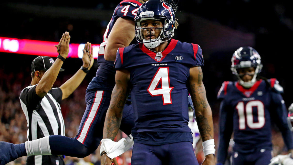 Texans have engaged in 'very preliminary' discussions on contract ...