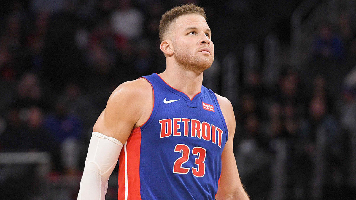 Blake Griffin opens up on health and wellness, the NBA bubble and the league's plans for next season - CBSSports.com