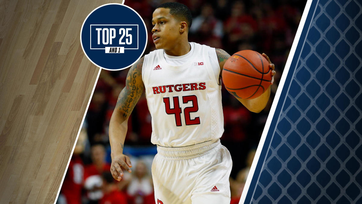 College Basketball Rankings Rutgers Makes Its Top 25 And 1