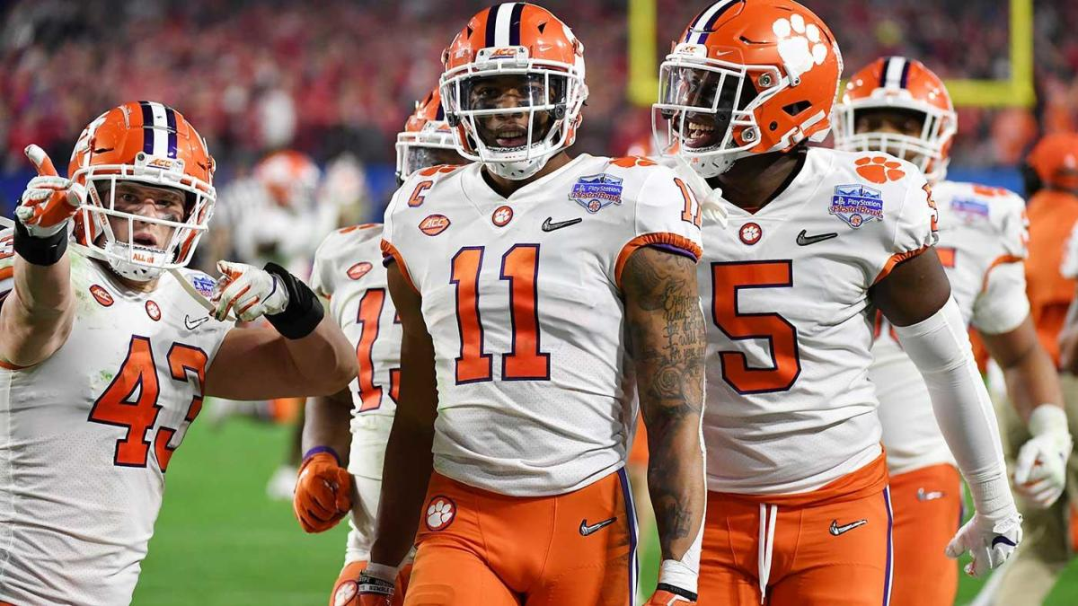 2020 Nfl Draft Declaration Roundup Full List Of Eligible Early Entrants Announced Cbssports Com
