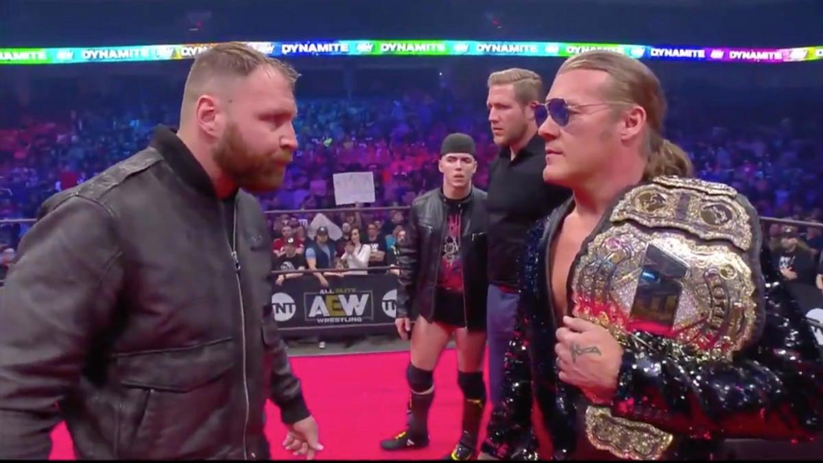 AEW Dynamite results, recap, grades: Jon Moxley answers Chris Jericho, Cody Rhodes makes MJF wait