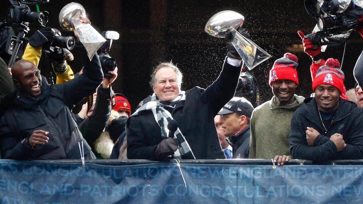Seven steps to get Patriots back into Super Bowl contention: Bring back Tom Brady, plus more