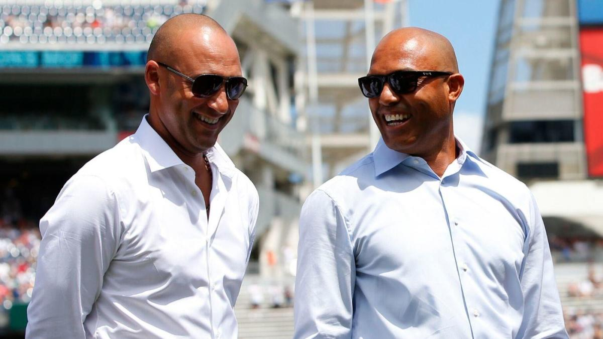 Will Derek Jeter Follow In Mariano Rivera S Hall Of Fame